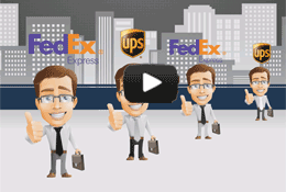 ShipTropolis.com - Fedex and UPS Shipping Labels - Shipping Services For Your Partners